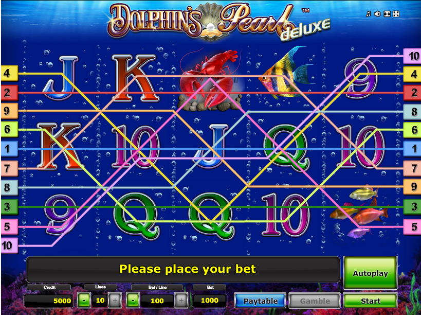 Casino Game Dolphins Pearl Download